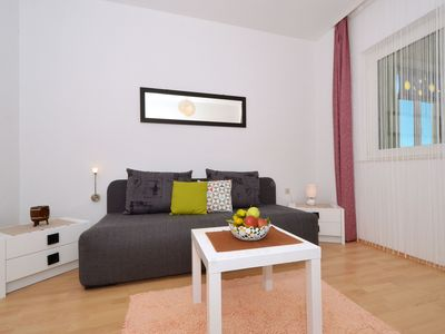Photo for TIA 1 with one bedroom and sea view, in Okrug Gornji