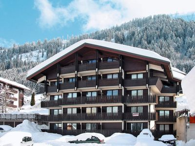Photo for One bedroom Apartment, sleeps 4 in Châtel