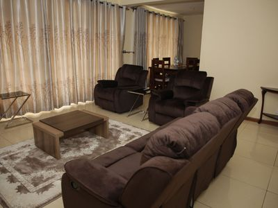 Photo for 3 BEDROOMS FULLY FURNISHED APARTMENT