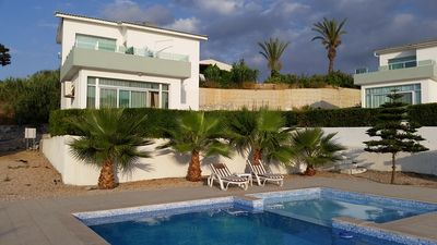 Photo for Village Location with Stunning Sea/Pool Views- 3 minutes walk from restaurants