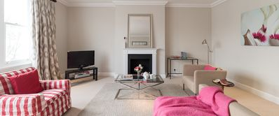 Photo for large 2 bedroom apartment rental in London, Kensington district