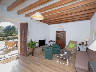 Photo for Vacation home Can Mora in Costitx - 5 persons, 3 bedrooms