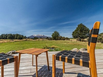 Photo for Sno Ruapehu - Horopito Holiday Home