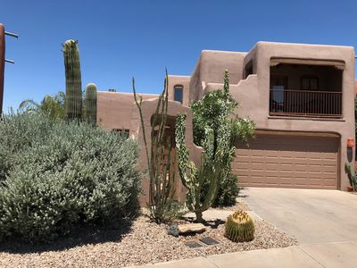 Photo for Wonderful Santa Fe style home minutes from the Catalinas feels like resort life