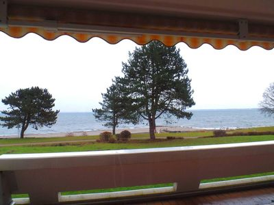 Photo for 061 - 1. Row by the sea - beautiful view of the Baltic Sea - 061 - Haus72 - 1st floor