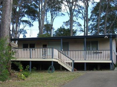 Photo for Sea Thru The Trees - Mossy Point, NSW