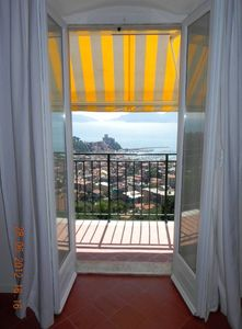 Photo for House with exceptional views of the Gulf of Lerici