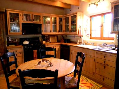 Very charming country kitchen