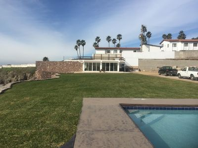 Photo for New  Luxurious Oceanfront Home
