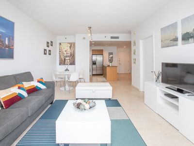 Beautiful 1BD/1BT Apartment in the heart of Brickell