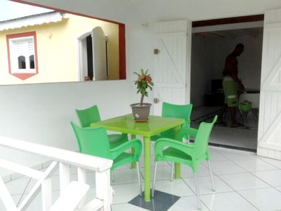 Photo for Homerez last minute deal - Big apt with garden and terrace