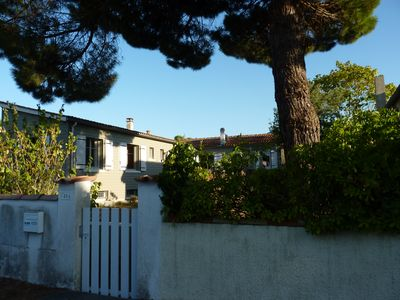 Photo for Ideal family home with children, 5 minutes walk from the beach