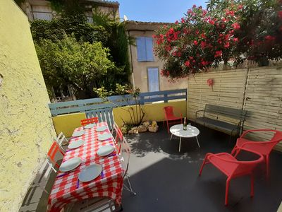 Photo for Large village house, 2 to 8 people, 140 sqm, authenticity and modern comfort