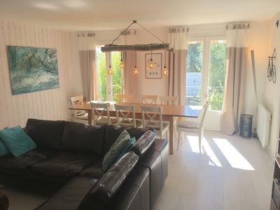 Photo for Bright house of 120m2 full south, entirely renovated, classified ***