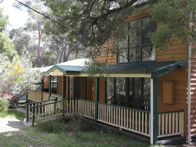 Photo for Tall Timbers - Wood Fire, Sleeps 14, WiFi - Tall Timbers Six Bedroom Holiday House in Halls Gap