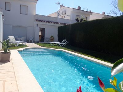 Photo for VILLA ISIS 4 WITH PRIVATE SWIMMING POOL