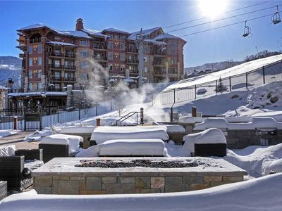 Photo for Ski In/Out Luxury Condo at Canyons Village