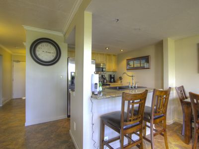 Photo for Aloha Seashore: Spacious 2BR Oceanfront Condo w/ Family-Friendly Amenities