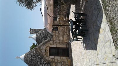 Photo for Trulli AROPA 2 km from the historic center