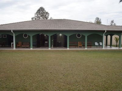 Photo for ☆ Manzano Farm. with ☆ Heated Pool, 7 rooms, C. Football, S. Games and Sauna
