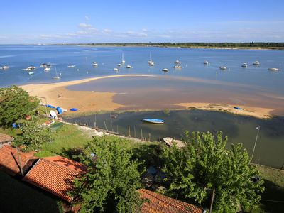 Photo for Arcachon sea view and direct access to the beach