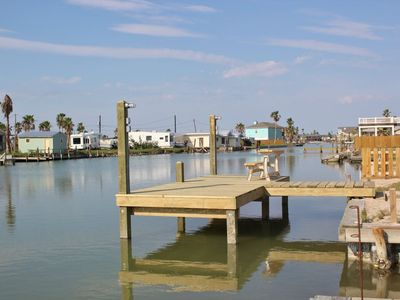 Photo for Cute 2 Bedroom Home Located in Copano Cove