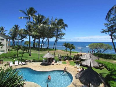 Photo for Ocean Views and Tropical Breezes