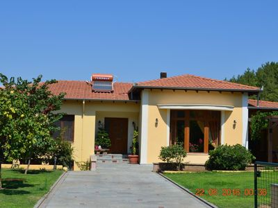 Photo for Holiday house Elevtheroupolis for 8 - 10 persons with 3 bedrooms - Holiday house