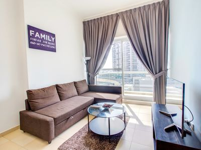Photo for Standard 01 BR Apartment in Mayfair Residency- Business Bay