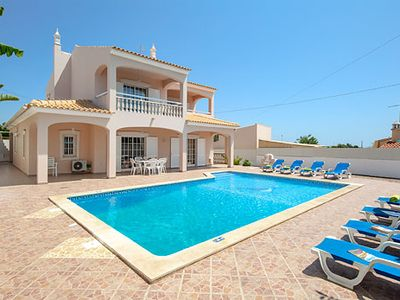 Photo for Ideally located Villa w/pool, 10 minutes drive to amenities & resorts