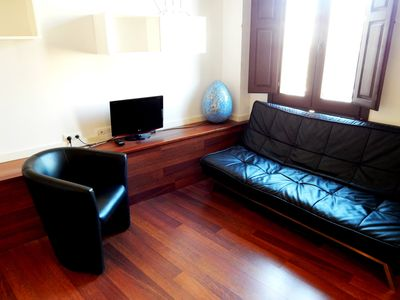 Photo for Apartment 3 rooms Old Town Girona with parking in option