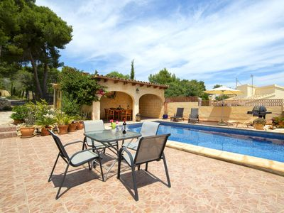 Photo for Vacation home Alegria in Benissa - 4 persons, 2 bedrooms