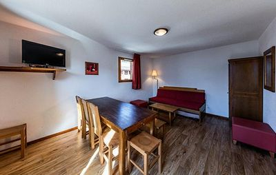 Photo for Residence Le Pra Palier *** - 3 Rooms 8/10 People
