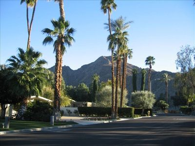 Photo for Indian Wells Golf Course on 16th 'T' at Base of the Mountain