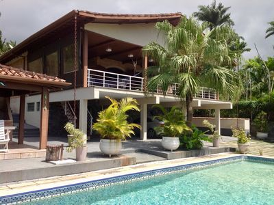 Photo for HIGH STANDARD HOUSE, VERY COMFORT, PRIVACY WITH OPTIONAL BOAT RIDE