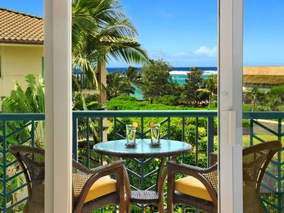 Photo for Waipouil Beach Resort Penthouse Beautiful Oceanview Aloha!
