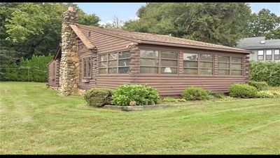 Photo for Nicely appointed Bonnet Log Cabin Retreat/Walk to Beach/Sleeps 10