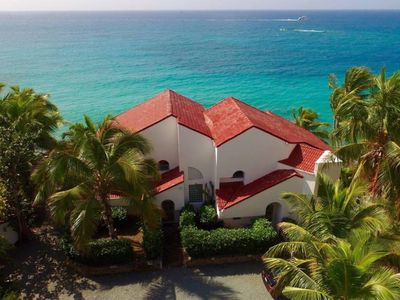 Photo for Spacious Southside Oceanfront Villa- Salty Sway II
