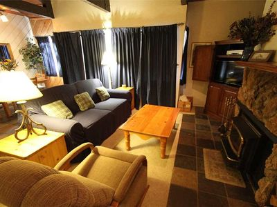 Photo for Quiet, 1 Bed + Loft/1 Bath, On the Shuttle Route