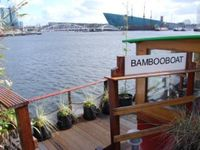Loved It. Authentic Houseboat.