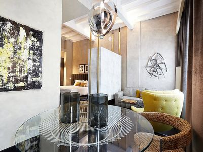 Photo for Appartamento Calliope C: A modern and graceful studio apartment located in the historic center of Florence, with Free WI-FI.