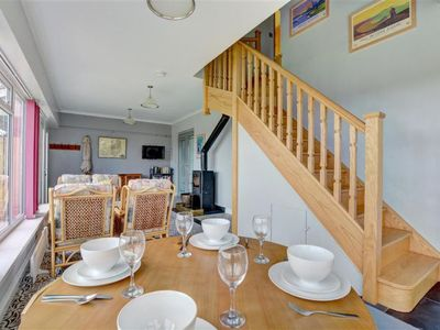 Photo for Vacation home Errox in Tenby - 4 persons, 2 bedrooms