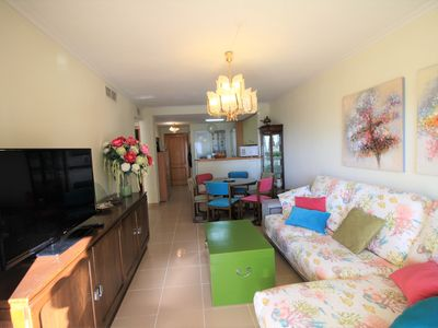 Photo for A824 - Fantastic apartment in the best urbanization in la Cala