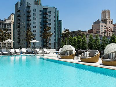 Photo for Apartment Olive Street in Los Angeles - 6 persons, 2 bedrooms
