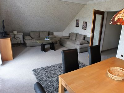 Photo for Vacation home with 2 sep. Bedrooms and balcony