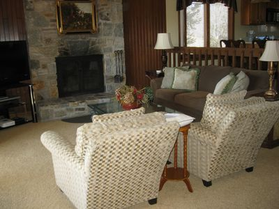 Photo for Chetola Resort Condo - Spa, Pool, Tennis, Fitness Center, excellent dining