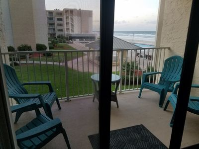Photo for Renovated 2BR/2BA Oceanview Condo in Castle Reef at New Smyrna Beach, Florida
