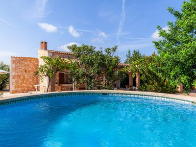Photo for Country house with pool near nature park – Villa Jacoba