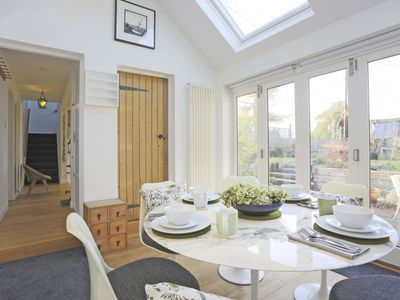 Photo for The Blue House - Two Bedroom House, Sleeps 4