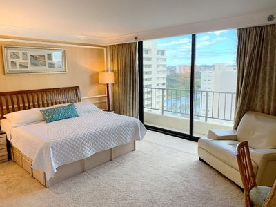 Photo for 2 Bedroom 2 Bath Waikiki Vacation Rental With Partial Ocean Views!